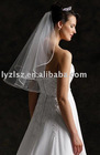 WA2251 crystal wedding veils
