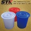 Plastic Bucket with Lid