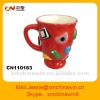 Hot sale coloful ceramic cup for coffee