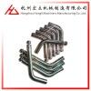 metal fabrication of hitch pin
