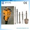 YN27 Gasoline engine drill for rock breaking
