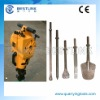 YN27 Gasoline engine drill for rock breaking