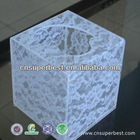 acrylic tissue box for hotel and restaurant