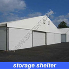 storage tent&shelter with more than 8 years working life