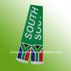 soccer fan scarf
