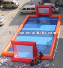 Inflatable football field(inflatable football game,inflatable soccer field)