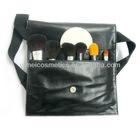 popular belt cosmetic brush bag