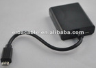 MHL Adapter Micro USB to HDMI for Samsung Galaxy S2 i9100 G14 Flyer