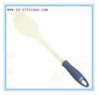 silicone kitchen tools 2012 new design silicone spoon