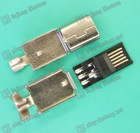 Mini USB 3.0 connector plug, usb male plug, usb 3.0 plug