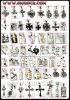 925 silver pendant wholesale sterling silver skull pendant