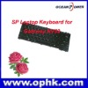 Wholesale for Spanish SP Laptop Notebook Keyboard for Gateway NV52 NV53 NV54 NV56 NV58