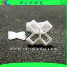 PE white ceramic tile spacers
