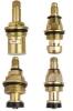 Brass Valve Cartridge , threaded core , valve core