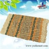 natural household straw mat