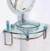 1,basin,glass basin,tempered glass basin,wash basin,sink,glass sink,glass bowl,wash sink,wash bowl