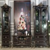 Antique decorative wine cabinet and tv stand set YT-201