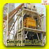continuous concrete mixer