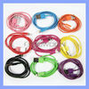 For iPhone 5 USB Cable Colorful