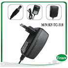 USB travel charger adapter for GPS for iPod, for iPhone