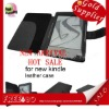 new design leather case for Amazon Kindle Fire