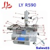 2011 best selling LY R590 hot air bga rework station for xbox360 motherboard