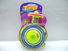 2011 new arrival-Shipping 45% off-light spinning tops,whipping top,spinning wheel,fashion toys electric,peg-top,light up top