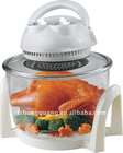 3.5L amazing halogen convection turbo oven
