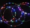 led light up flashing hula hoop