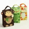 2012 new nylon kids animal lunch bag