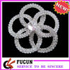 Hot sell rhinestone brooch