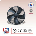 UL approval ac 3 phase asynchronous motor axial flow fans for fan coil unit,water chiller