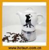 2012 Italy Porcelain Moka Pot 6H2020