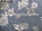 100% Silk Beach Head Scarf -2011 new designed silk oblong scarf (beach towel)
