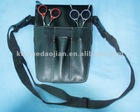 beauty scissor pouches/leather case