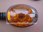 motorcycle steering lamp