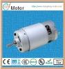 Brush dc motor for generator starter with model RS-795SHF