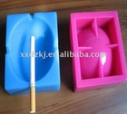 very funny silicone ashtray for gifts