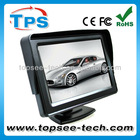 4.3 inch tft lcd backup car monitor