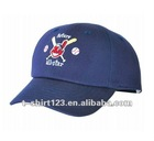 100% Cotton cute children baseball cap with custom logo