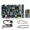 "6.4"" TFT LCD Controller Board ADV board for PD064VL1 with AV, VGA and S-Video Input SFD064VL1-ADV-R/HTD064VL1-ADV"