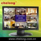 "19"" lcd security monitor with VGA input (CL-1900CCTV)"