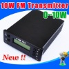 10W FM transmitter