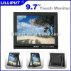 "Lilliput Independent R&D!!! 9.7"" 5-wire Resistive with HDMI, DVI, VGA & AV Input Touch Screen LCD Monitor"