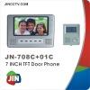 """7""""LCD door phone JN-708C"""