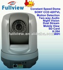 IP-A-H108W----H.264 WIFI SONY CCD 420TVL Constant Speed Indoor Pan Tilt ip video camera