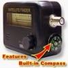 satellite finder meter