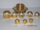 brass nuts for air conditioner Nongbo