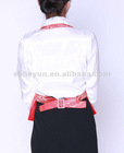 Wholesale elegant hotel uniforms for service waiter