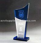 acrylic award trophy